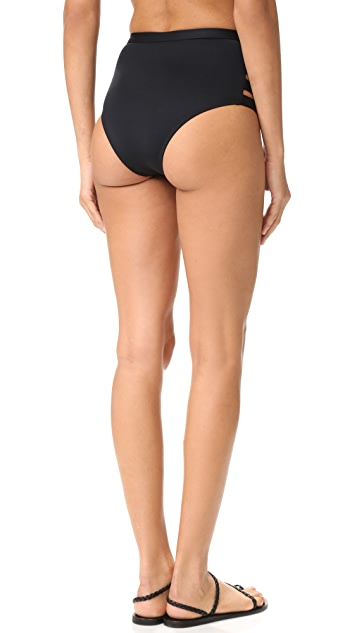 Vitamin A Neutra High Waist Bikini Bottoms