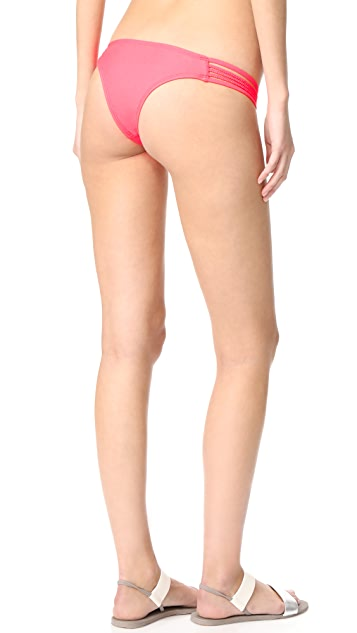 Vitamin A Jaydah Braid Bikini Bottoms