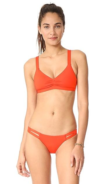Vitamin A Mia Bralette Bikini Top