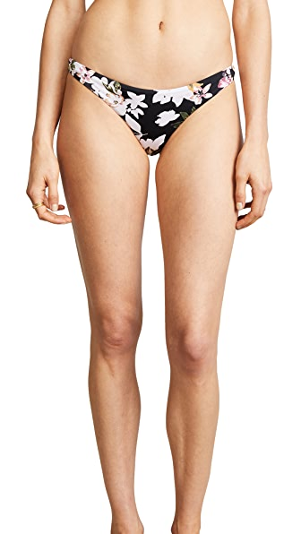 Vitamin A Reversible Rosie Bikini Bottoms In Ambrosia