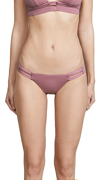 Vitamin A Neutra Hipster Bottoms In Dusty Rose