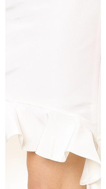 Viva Aviva Open Front Ballgown Skirt
