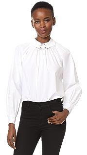 Vivetta Mount Barker 女式衬衫
