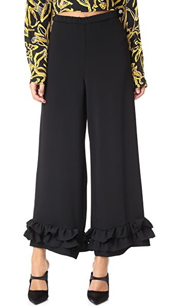 Vivetta Castries Pants - Black