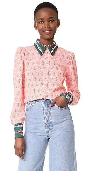 Vivetta Port Lincoln Blouse - Pink