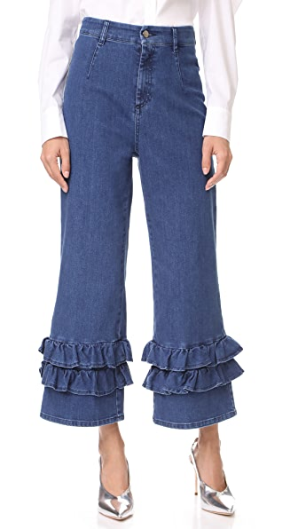 Vivetta Nuovo Messico Jeans - Sky