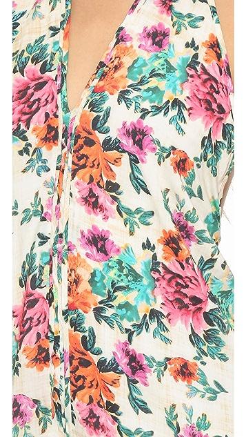 ViX Swimwear Charlotte Gill Short Dress