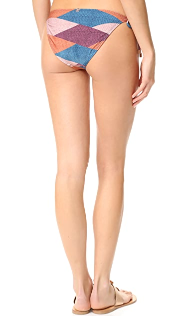 ViX Swimwear Ananda Tie Bikini Bottoms