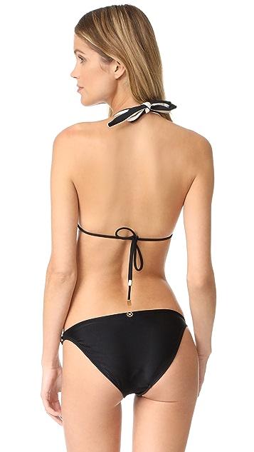 ViX Swimwear Knot Bikini Top