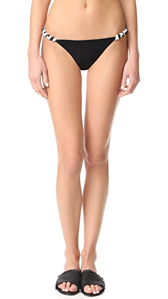 ViX Swimwear Knot Bikini Bottoms