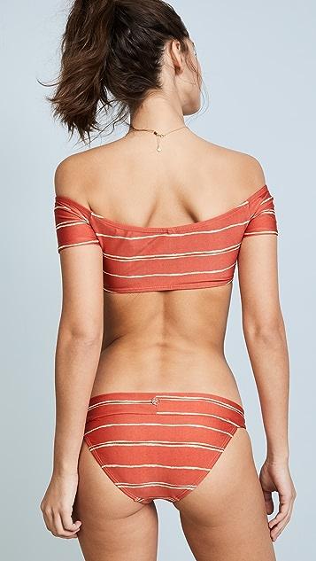 ViX Swimwear Grenada Shoulder Bikini Top