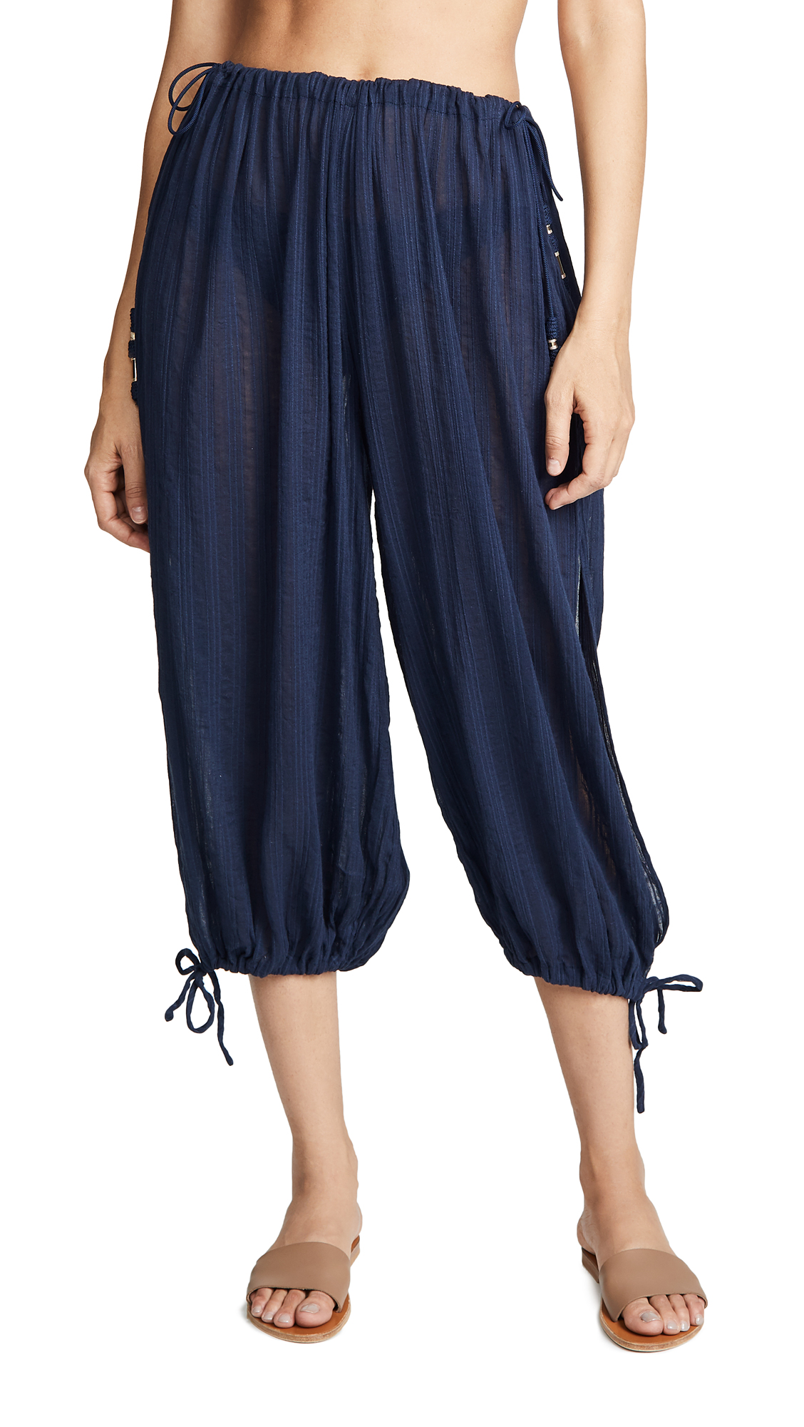 ViX Swimwear Lisa Pants In Indigo