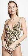 ViX Swimwear Madalena One Piece