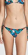 ViX Swimwear 绑带比基尼式泳裤