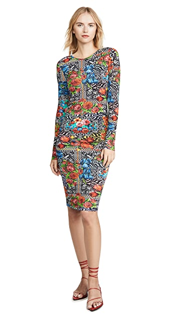 Versace Jeans Couture Midi Dress