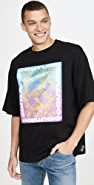 Versace Jeans Couture Couture Box Print T-Shirt
