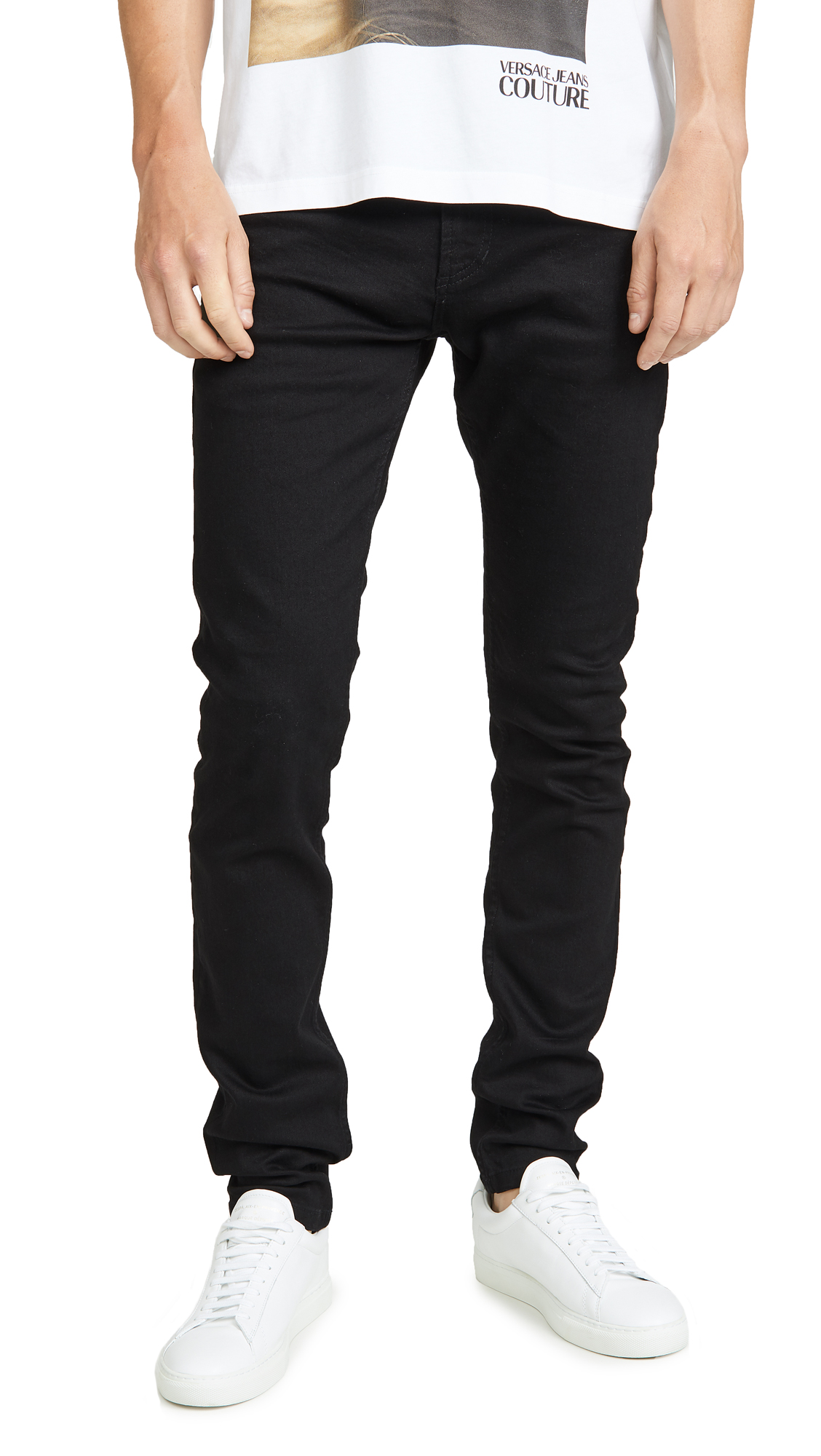 d0b632dcdb Versace Jeans Couture Skinny Fit Stretch Jeans | EAST DANE