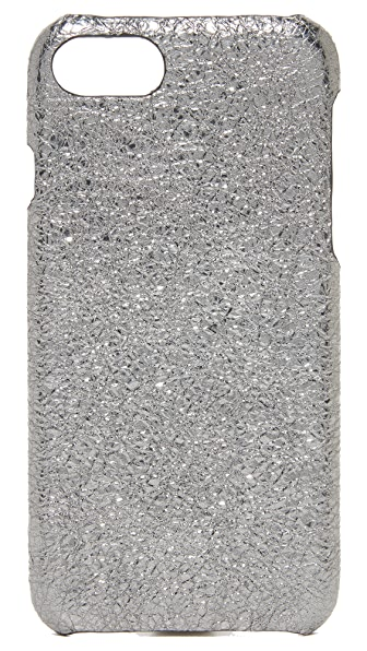 Valenz Handmade Stella iPhone 7 Case In Platinum