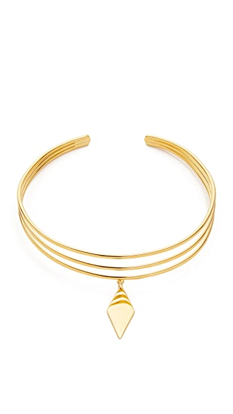 Vanessa Mooney The Blondie Choker Necklace