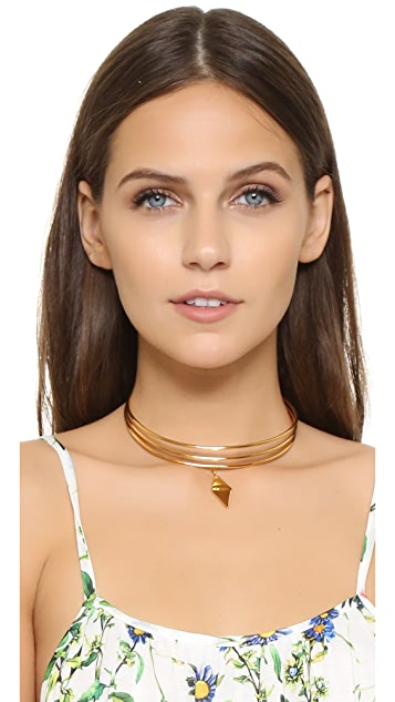 Vanessa Mooney The Blondie Choker Necklace