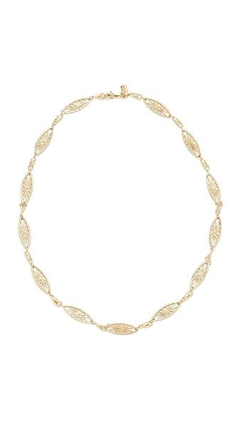 Vanessa Mooney Sun Choker Necklace
