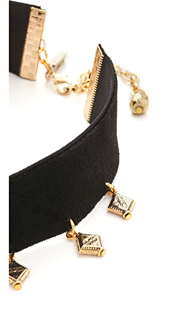 Vanessa Mooney The Sofia Choker Necklace