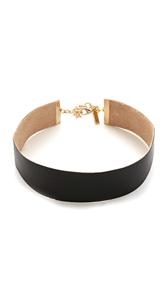 Vanessa Mooney Ella Choker Necklace