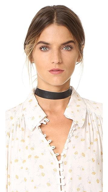 Vanessa Mooney Ella Choker Necklace