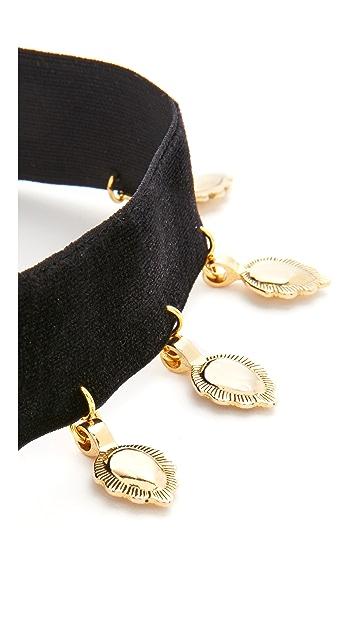 Vanessa Mooney The Devine Choker Necklace