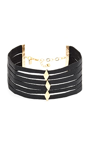 Vanessa Mooney The Carlota Choker Necklace