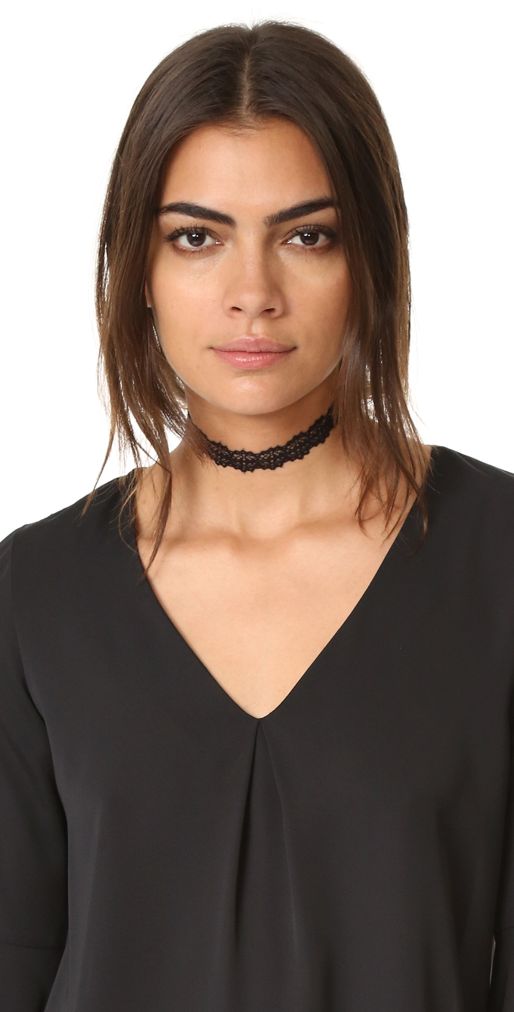 Vanessa Mooney The Beverly Choker Necklace