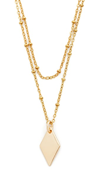 Vanessa Mooney The Babs Necklace - Gold
