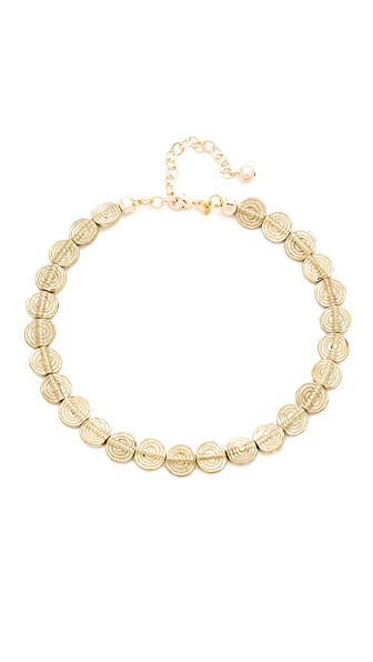 Vanessa Mooney The Di Rosa Choker Necklace