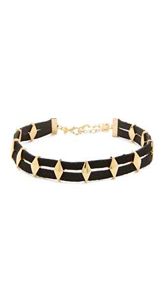 Vanessa Mooney The Fontaine Choker Necklace