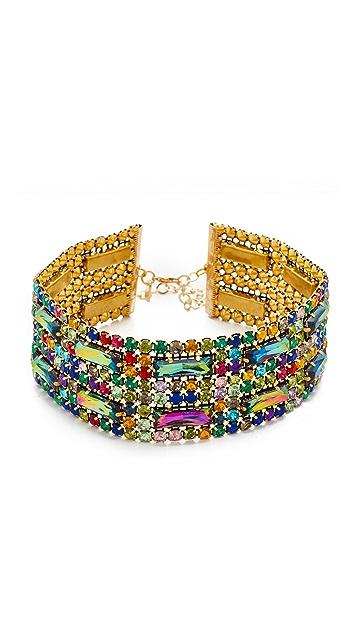Vanessa Mooney The Dragonette Choker Necklace