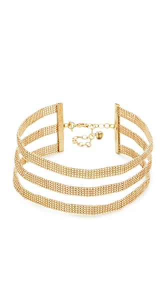 Vanessa Mooney The Harmony Choker Necklace