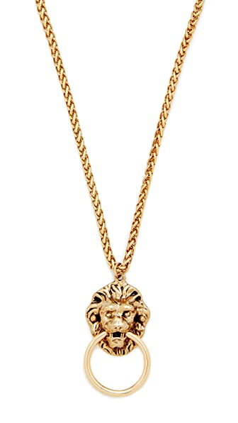 Vanessa Mooney The Vandal Necklace In Gold
