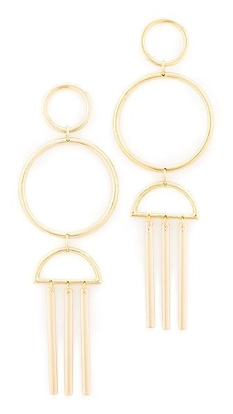 Vanessa Mooney The Titania Earrings - Gold