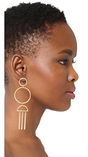 Vanessa Mooney The Titania Earrings