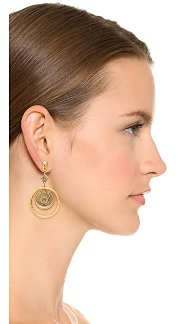 Vanessa Mooney The Eve Earrings