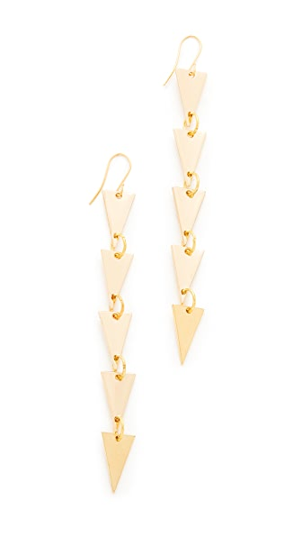 Vanessa Mooney The Dakota Earrings