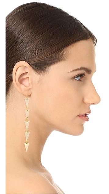 Vanessa Mooney The Dakota Earrings