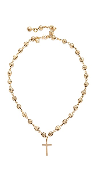 Vanessa Mooney Celeste Choker Necklace - Gold