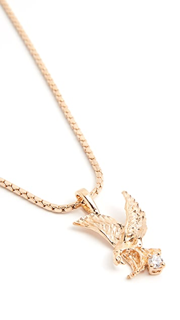 Vanessa Mooney The Lopes Eagle Necklace