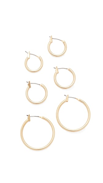 Vanessa Mooney The Mirage Earrings In Gold