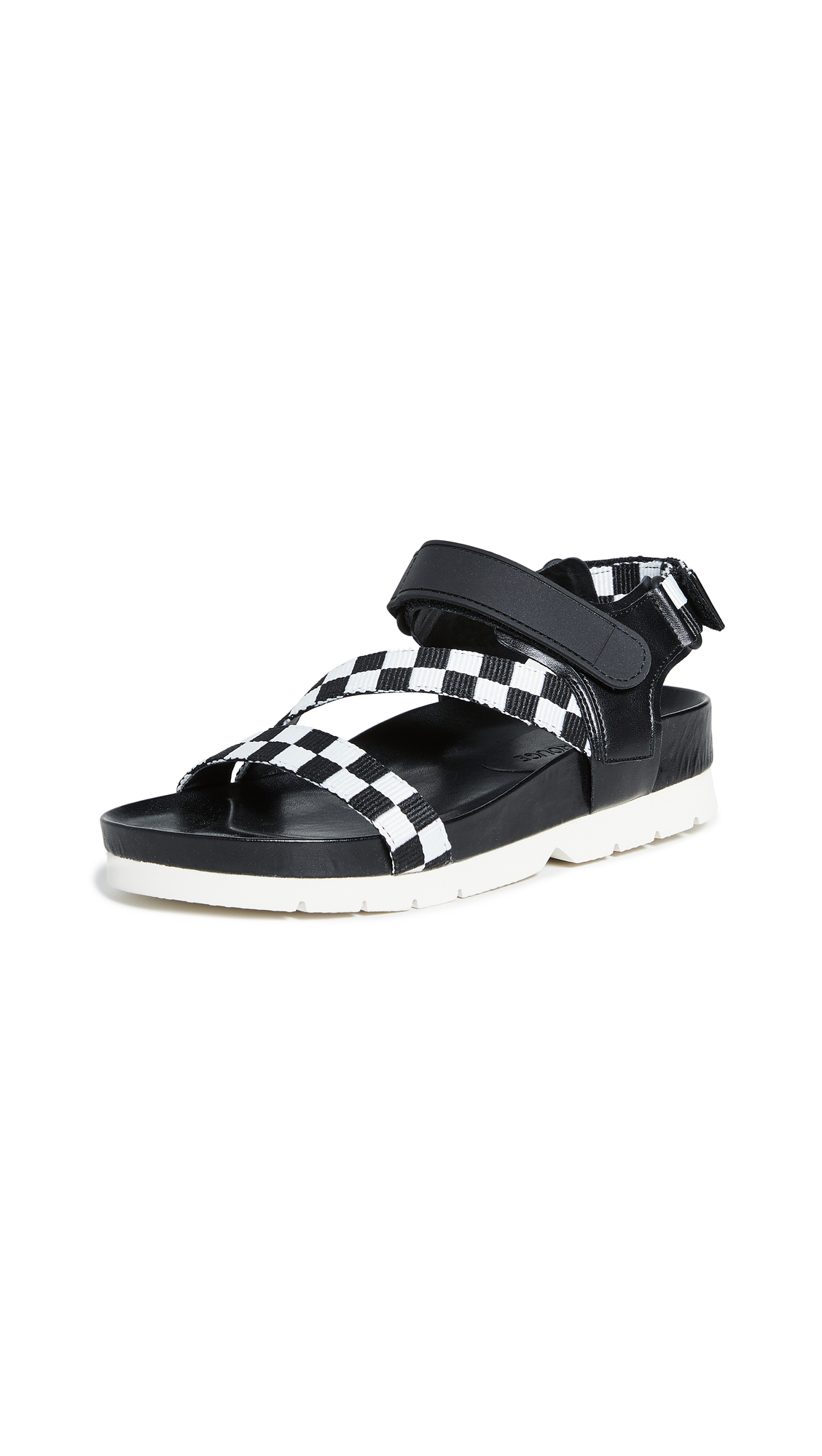Villa Rouge Elena Sporty Sandals - 60% Off Sale