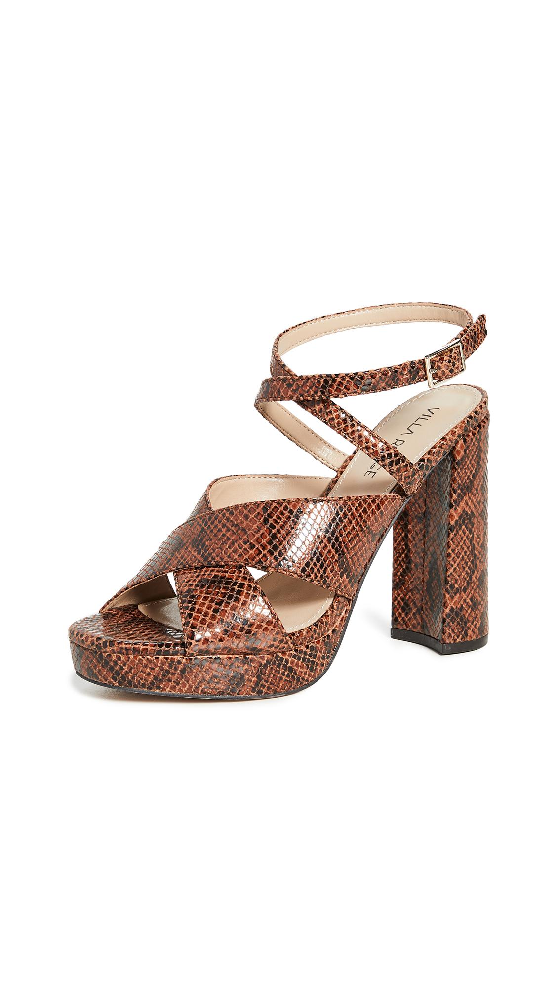 Buy Villa Rouge online - photo of Villa Rouge Geraldine Sandals
