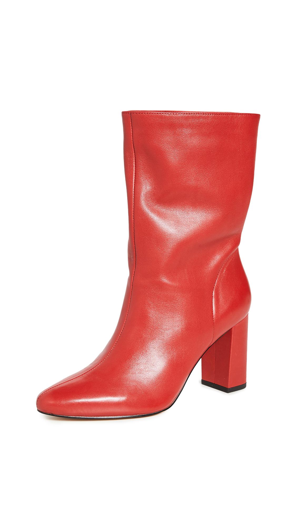 Buy Villa Rouge Loden Boots online, shop Villa Rouge