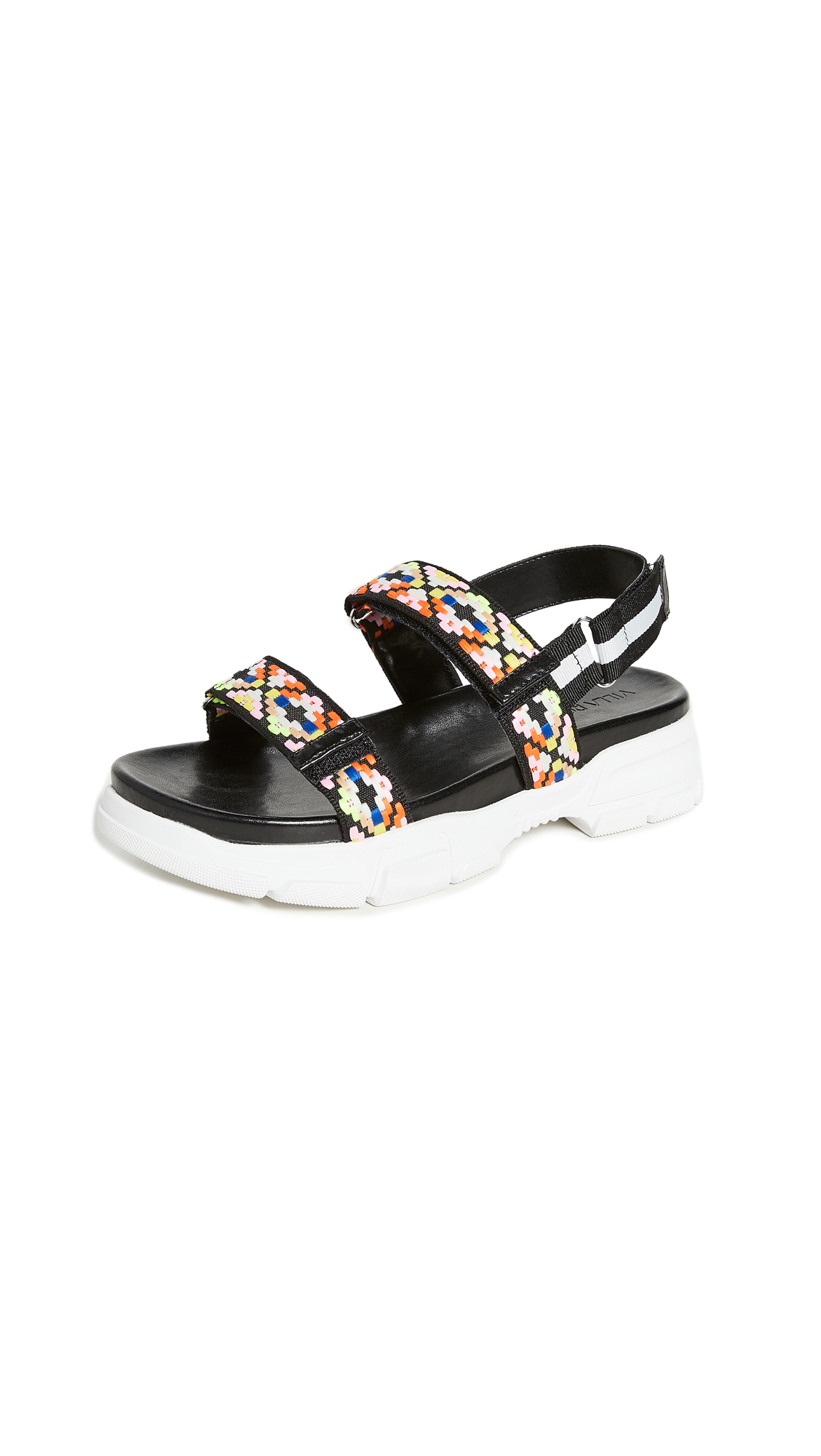 Buy Villa Rouge Esco Sandals online, shop Villa Rouge
