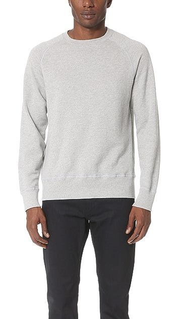 Velva Sheen Crew Neck Sweatshirt